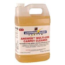 Answer Multi-Use Carpet Cleaner Bottle