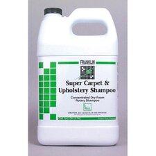 Super Carpet and Upholstery Shampoo Bottle