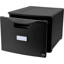 Legal/Letter Filing Drawer with Lock (Set of 2)
