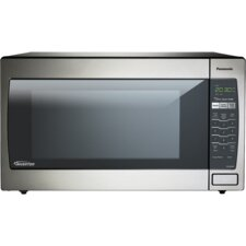 2.2 Cu. Ft. 1250W Countertop/Built-In Microwave in Stainless Steel
