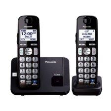 Panasonic Dect 6.0 Plus Amplified Expandable Digital Cordless Phone System