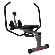 Rowing Machine with Full Motion Arms