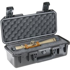 """Shipping Case with Foam: 8.4"""" x 18.2"""" x 6.7"""""""