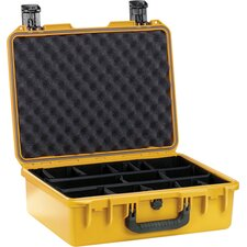 """Shipping Case with Foam: 15.2"""" x 19.2"""" x 7.3"""""""