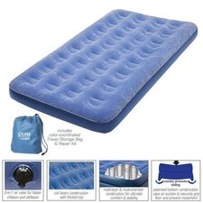 Twin Low Profile Flock Top Air Bed