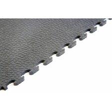 Rhino-Tec Sport Multi-Purpose Garage PVC Floor Tile in Dove Gray (Pack of 6)