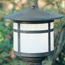 Berkeley 1 Light Post Lantern