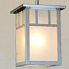 Huntington 1 Light Outdoor Hanging Lantern
