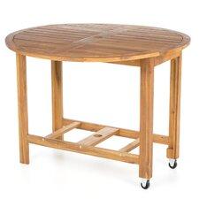 Round Folding Dining Table I