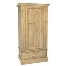 Woodland 1 Door 1 Drawer Wardrobe
