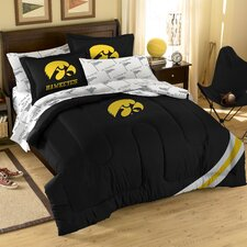 NCAA Iowa Bed in a Bag Set