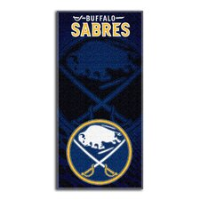 NHL Sabres Emblem Beach Towel