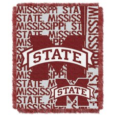 Collegiate Mississippi State Double Play Throw