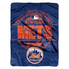 MLB New York Mets Structure Throw