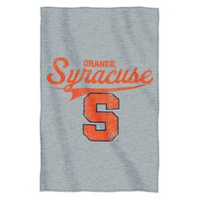 Collegiate Syracuse Blanket
