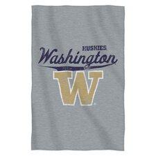 Collegiate Washington Blanket