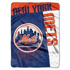 MLB Mets Strike Raschel Throw