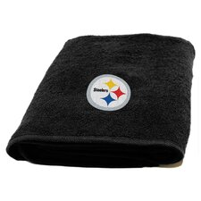 NFL Steelers Applique Beach Towel