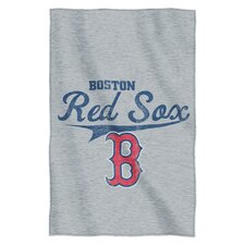 MLB Red Sox Throw Blanket