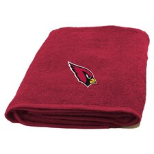 NFL Cardinals Applique Beach Towel