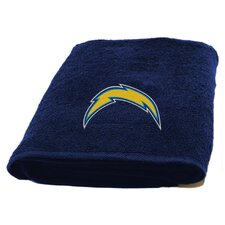 NFL Chargers Applique Beach Towel