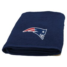NFL Patriots Applique Beach Towel