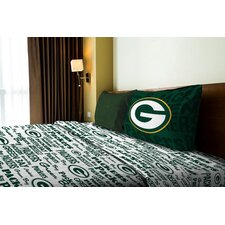 NFL Packers Anthem Sheet Set