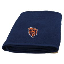 NFL Bears Applique Beach Towel