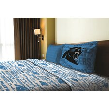 NFL Panthers Anthem Sheet Set
