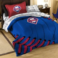 MLB Phillies Contrast Bed in a Bag Set