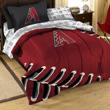 MLB Diamondbacks Contrast Bed in a Bag Set