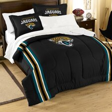 NFL Jaguars 3 Piece Twin/Full Comforter Set