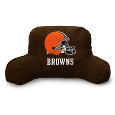 NFL Cleveland Cotton Bed Rest Pillow