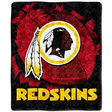 NFL Washington Redskins Cotton Throw Pillow