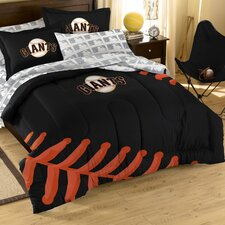 MLB San Francisco Giants 5 Piece Bed in a Bag Set
