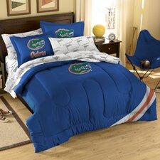 College NCAA Florida Gators Full Comforter Set