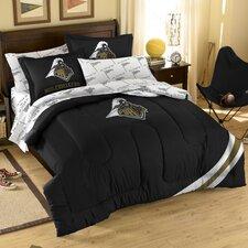College NCAA Purdue Full Comforter Set