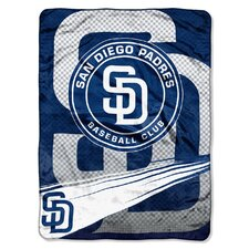 Official MLB Style 0801 San Diego Padres Speed Raschel
