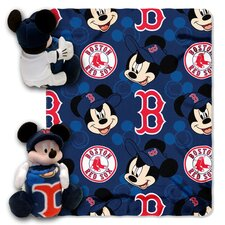 MLB Mickey Mouse Throw