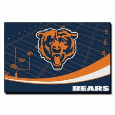 NFL Chicago Bears Point Sport Novelty Rug