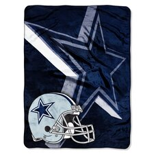 NFL Dallas Cowboys Raschel Throw