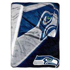 NFL Seattle Seahawks Raschel Throw