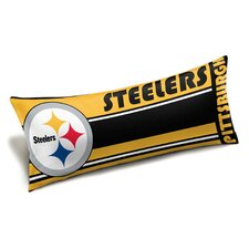 NFL Pittsburgh Steelers Seal Lumbar Pillow