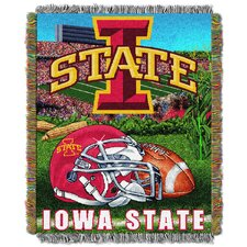 NCAA Iowa State Tapestry Throw Blanket