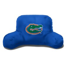NCAA Florida Gators Cotton Bed Rest Pillow