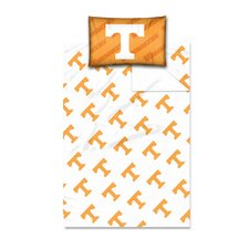 College NCAA Tennessee Sheet Set