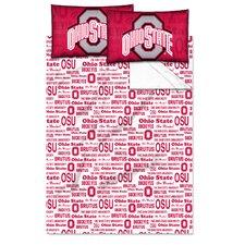 NCAA Ohio State University Full Sheet Set