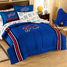 NFL Buffalo Bills Embroidered Twin/Full Comforter Set