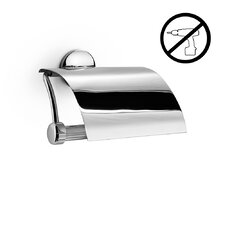 Noanta Self-Adhesive Toilet Paper Holder with Cover