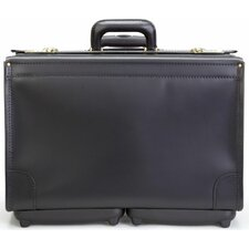 Deluxe Mobile Maximizer  Leather Catalog Case
